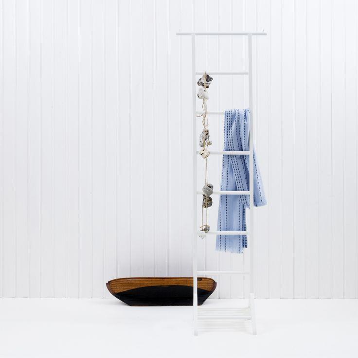 Ladder, white - Oliver Furniture Denmark.   www.oliverfurniture.com