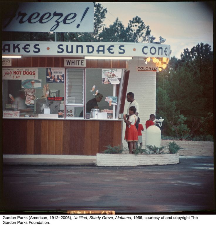 HuffPost Article Gordon Parks' 1950s Photo Essay On Civil Rights-Era America Is As Relevant As Ever