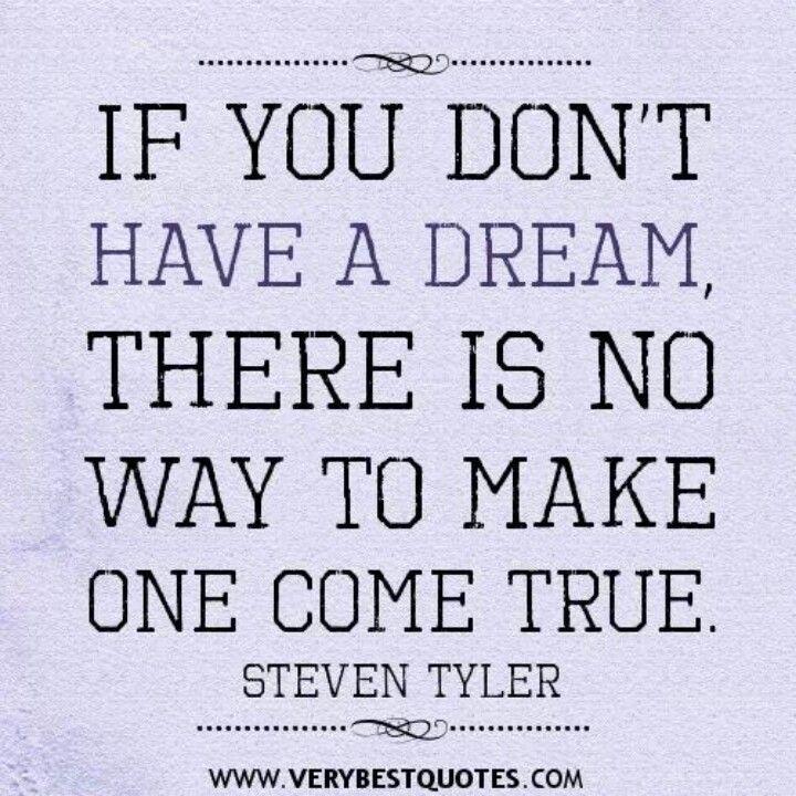 Steven Tyler, well said!!