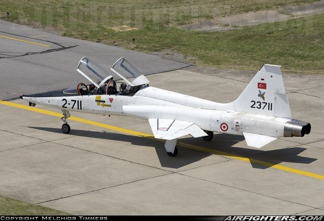 T-38 Talon - My husband's plane is sitting on the flight line in San Antonio. They painted his name back on the plane for the anniversary. He was in the first graduating class of the T-38. The USAF brought us down for the celebration!