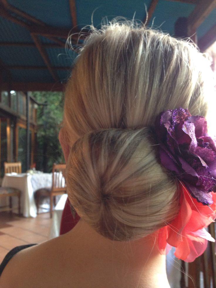 Spanish Hairstyle