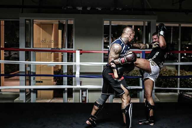 Through the Lens: The Re-Re-Education of Tyrone Spong | FIGHTLAND