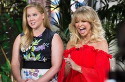 nice Amy Schumer, Goldie Hawn Talk 'Snatched' On 'Today Show' (VIDEO)