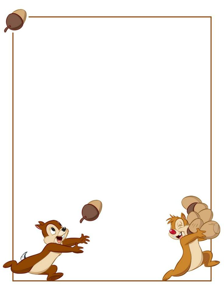 "Chip 'n' Dale - Project Life Journal Card - Scrapbooking ~~~~~~~~~ Size: 3x4"" @ 300 dpi. This card is **Personal use only - NOT for sale/resale** Logo/clipart belongs to Disney. *** Click through to photobucket for more versions of this card including Chip & Dale on their own separate cards ***"