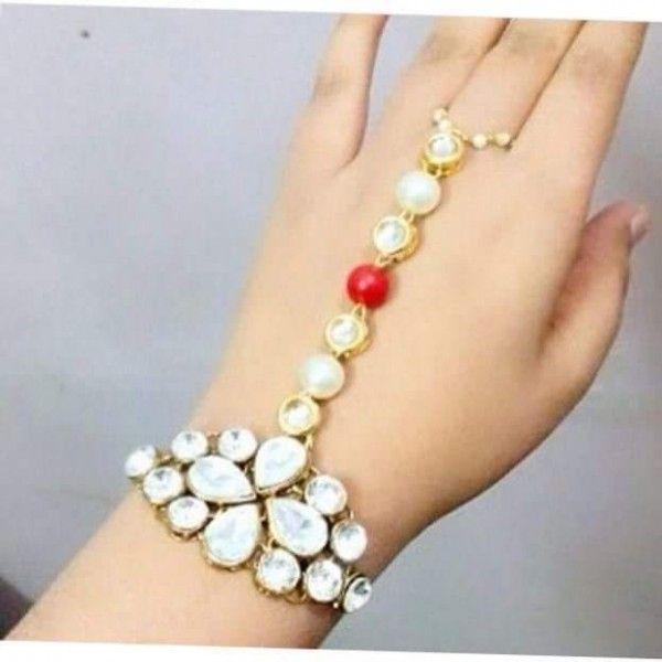 Stone studded Bracelet #SoRRYFoRThiS