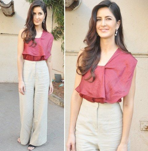 #KatrinaKaif In Lola By Suman B Separates | #Bollywood #Celebs