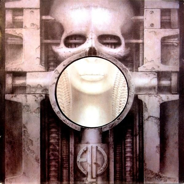 Emerson, Lake & Palmer - Brain Salad Surgery at Discogs