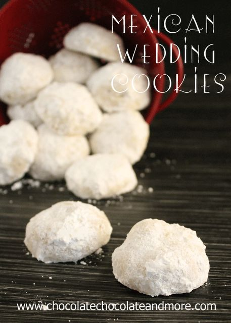 Mexican wedding cookies recipe 25recipestoXmas — Roxana's Home Baking