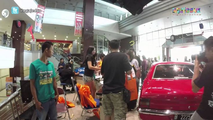 Retrofundezvous MGK Kemayoran #1 a film by NgajedoxVideoGrapher