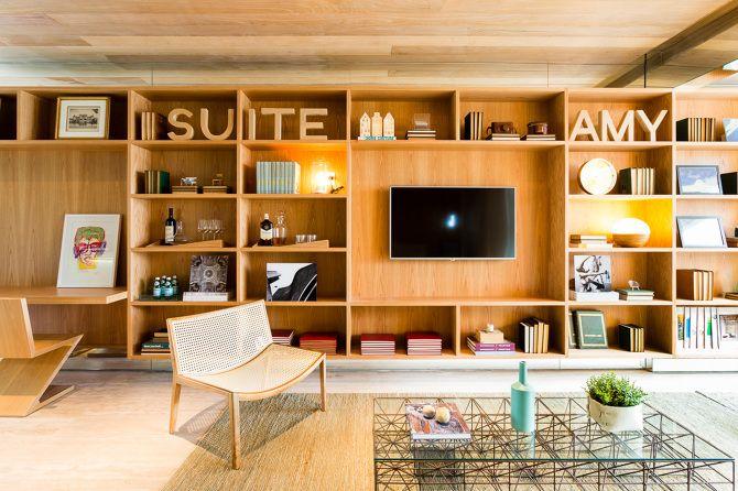 Apartamento Pedra Faria Lima - Suite Arquitetos