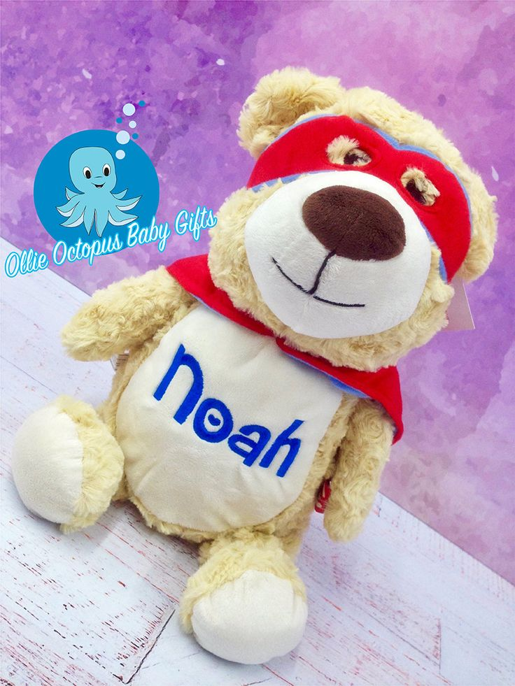 Excited to share the latest addition to my #etsy shop: Personalised Cubbies Hero Bear, Personalised Teddy Bear , Hero Teddy Bear, New Born Gift, birthday gift, Christening gift http://etsy.me/2BrNX6h #toys #cubbiesbear #unicorncubbies #unicornteddybear #personalisedted