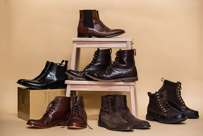 A round-up and guide to the best boots for men for fall 2015 ...