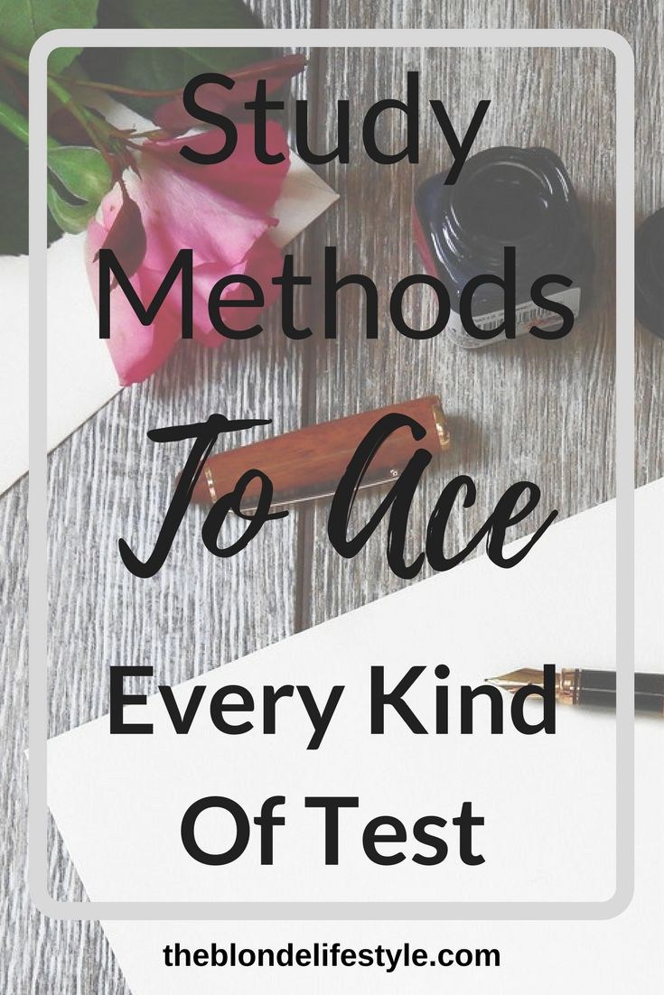 Studying has never really been my forte until this semester when I had to rethink my whole studying strategy. Need help studying for short answer questions, multiple choice, or studying terms? Read more! --theblondelifestyle.com