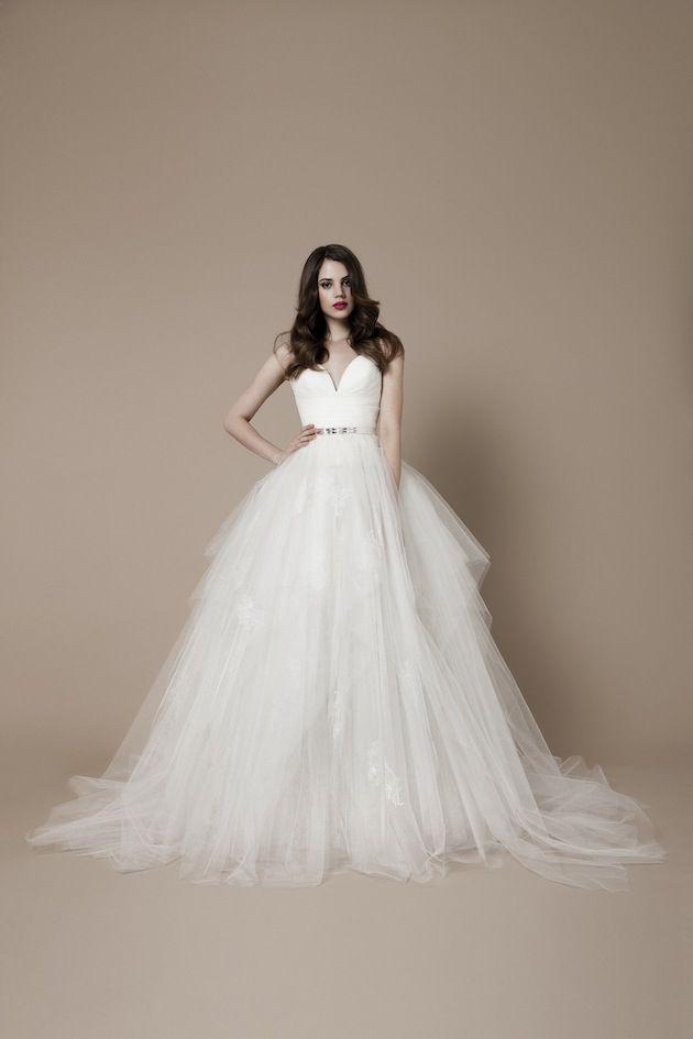 Daalarna Wedding Dress Collection | Bridal Musings