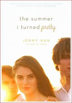 The Summer I Turned Pretty, by Jenny Han. Now that I read this, the first in what turned out to be a trilogy, We'll Always Have Summer (http://pinterest.com/pin/88735055129071476/) makes more sense. I love how Belly and her life are on the cusp of so much, the tension of changing relationships, and the challenge of finding room in your heart for yourself and others.