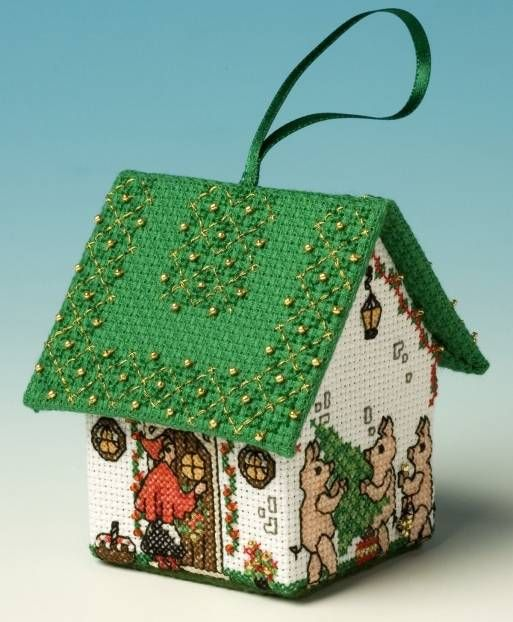 Red Riding Hood 3D Pantomime House Kit £13.60   Past Impressions   The Nutmeg Company