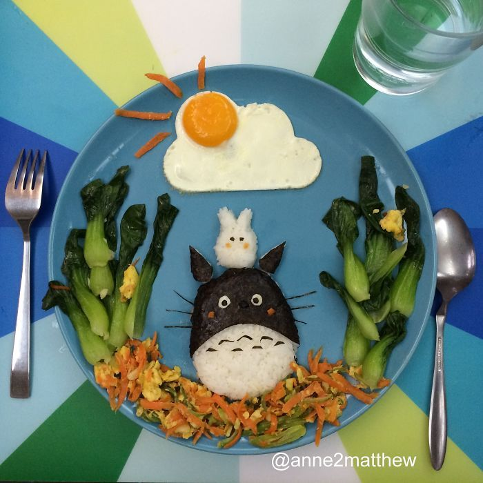 I Have 4 Children And I Love To Make Them Creative Sunny Side Up Eggs