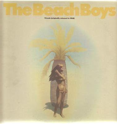 THE BEACH BOYS--Friends / Smiley Smile 2xLP