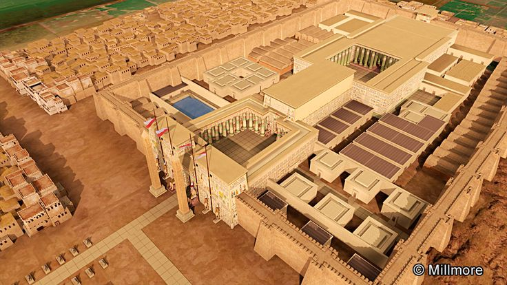 luxor rekonstruktion | The Court leads into a Hypostyle Hall, which has thirty-two columns ...