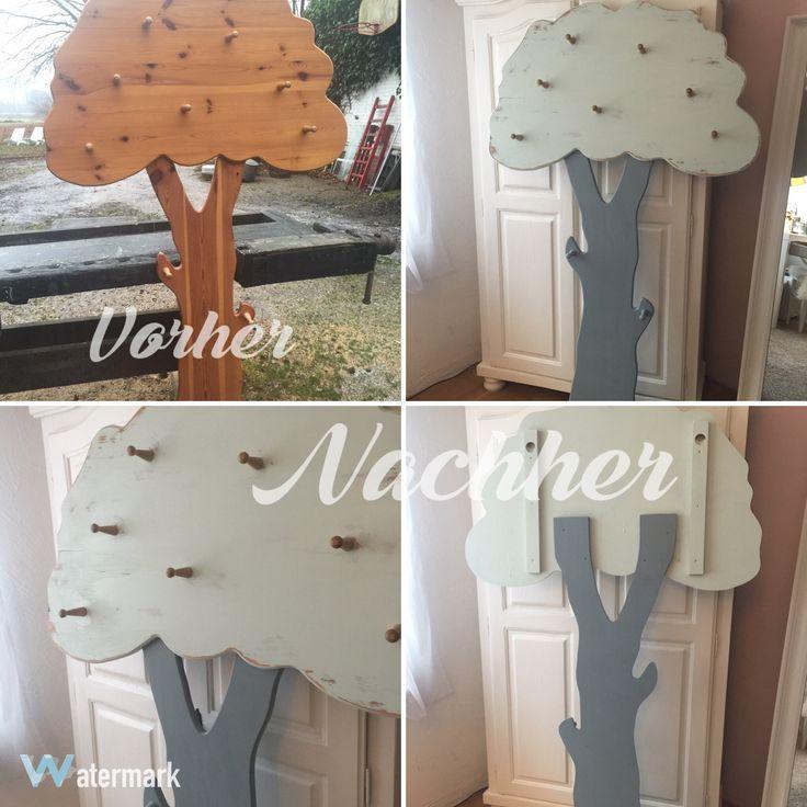 Kids Furniture, Wooden Tree Shabby Chic