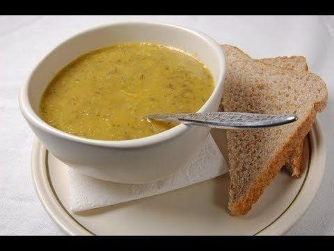Вкуснейший  суп-пюре из овощей и чечевицы. Очень простой и быстрый рецепт.