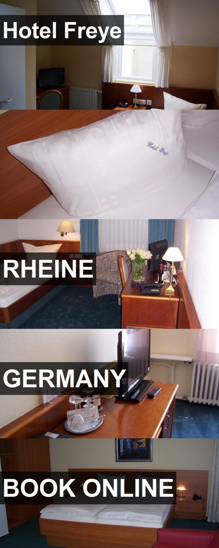 Hotel Hotel Freye in Rheine, Germany. For more information, photos, reviews and best prices please follow the link. #Germany #Rheine #HotelFreye #hotel #travel #vacation