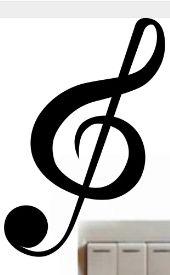 Stickers nota musicale. http://s.click.aliexpress.com/e/qZzNRv7