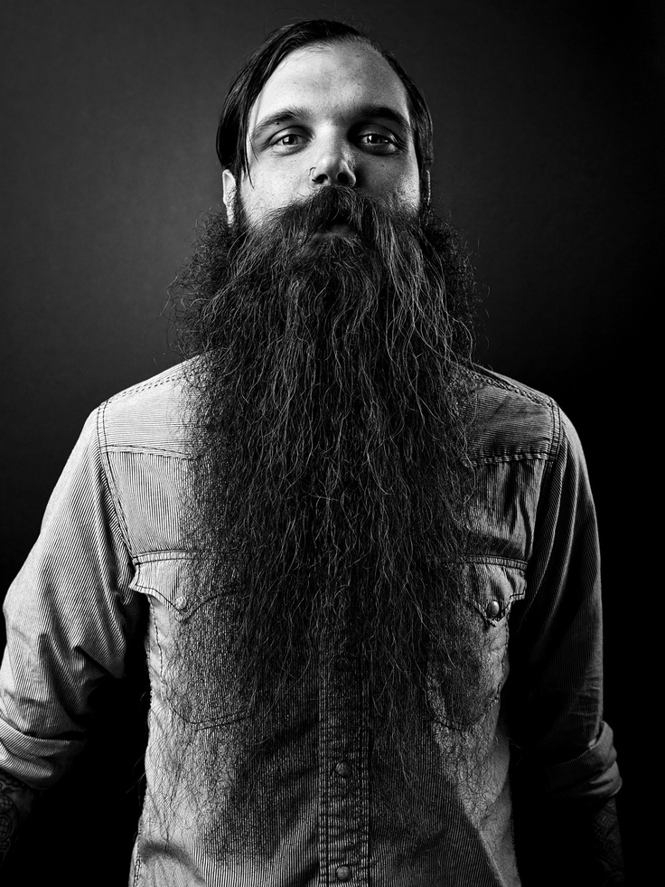 Does a mustache count here? : beards