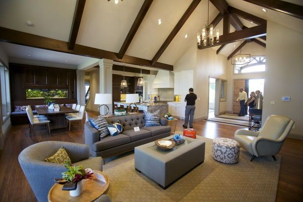 5 houses, hundreds of 'wow' factors: 2014 NW Natural Street of Dreams   OregonLive.com