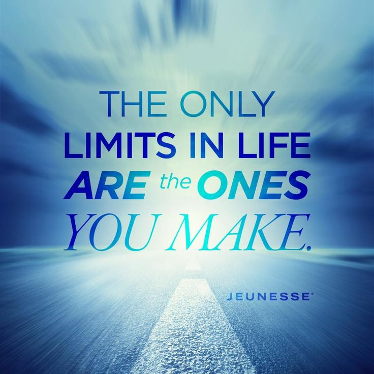 You get to decide how far you want to go. See you at the top! #WeLiveJeunesse