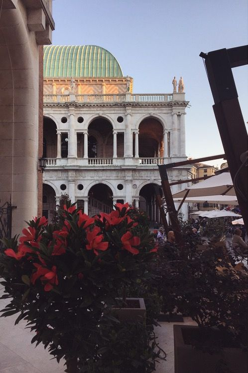 Piazza dei Signori. Vicenza 2016