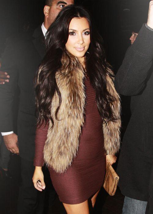 #Kardashian #Marrón