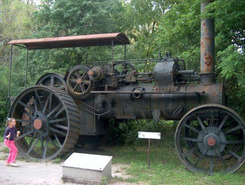 picture of Régi gép