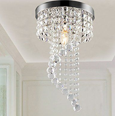 oltre 25 fantastiche idee su moderni lampadari di cristallo su ... - Lampadario Per Camera Da Letto