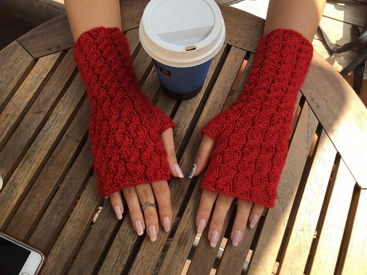 Fingerless Gloves, Knit Fingerless gloves, Arm warmers, Womens Fingerless, Mittens, Winter gloves, Winter Accessories, Braided Knit…