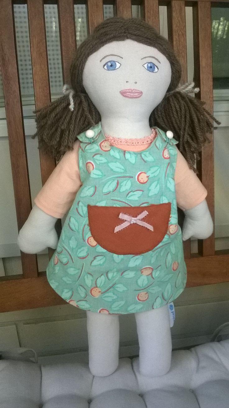 Unicef-nukke Venla