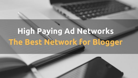 Paying Ad Networks are pretty much proven models that can provide income for website owners who post ads using them.When it comes to selling your blog website, Marketing is regarded as most well-known and most well-known money creating way.   #Best Network for Blogger #High Paying Ad Networks For Bloggers #Make Money Online