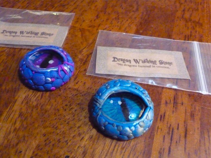 Dragon Eye Wishing Stones DIY