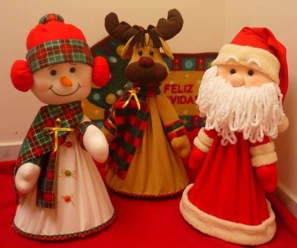 Fotos de Cursos y venta de muñecos navideños