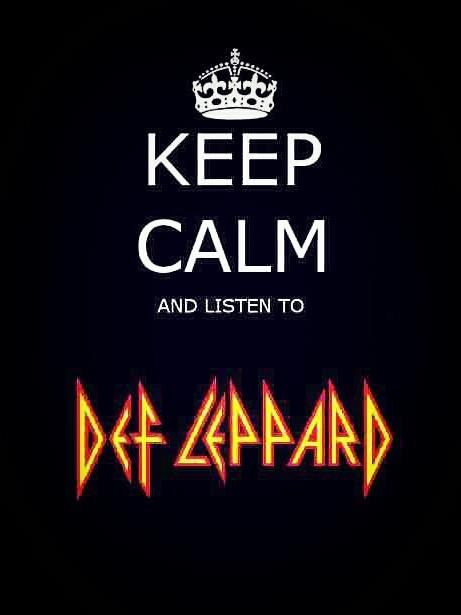 The Keep Calm posters usually get on my nerves but something about this one appeals to me.