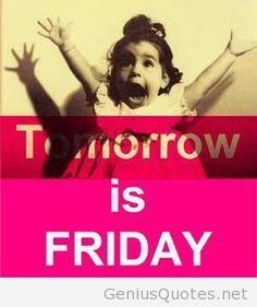 Happy-kid-tomorrow-is-friday.jpg 236×281 pixels