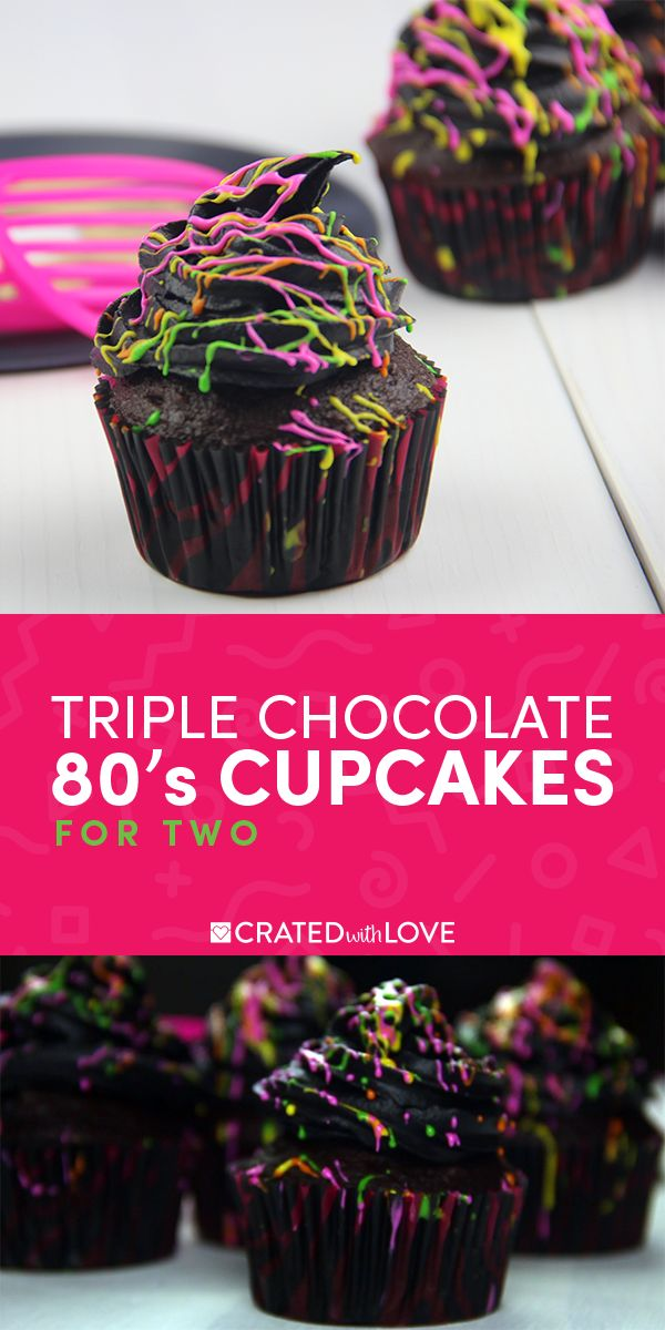 """This radical recipe is perfect for any couple who wants reminisce on one of our most iconic decades! Get the full recipe along with many more 80's inspired date night games and activities in our """"I Love the 80's Date"""" box!"""
