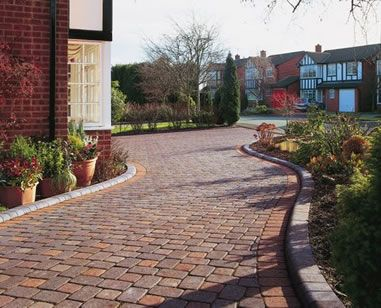 Driveway Design Ideas driveway design for long lasting appeal Find This Pin And More On Driveway Designs And Ideas