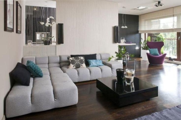 Bilder wohnzimmer modern  wohnzimmer modern bilder wohnzimmer modern einrichten 52 tolle ...