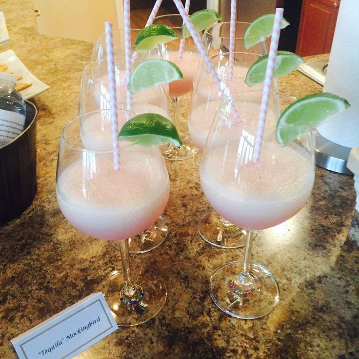 The 25 best pink lemonade margarita ideas on pinterest for Best tequila shot recipes