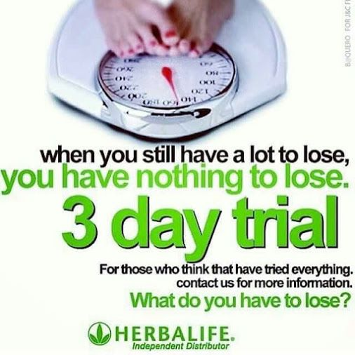 54 best HERBALIFE 3 DAY TRIAL PACK images on Pinterest   Get ...