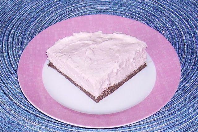 Mia's Glutenfreie Gaumenfreuden: Glutenfreie Himbeer-Mascarpone Torte (low-carb, no-bake)