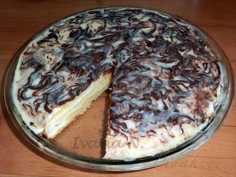Obrázek z Recept - Maďarský tvarohový koláč