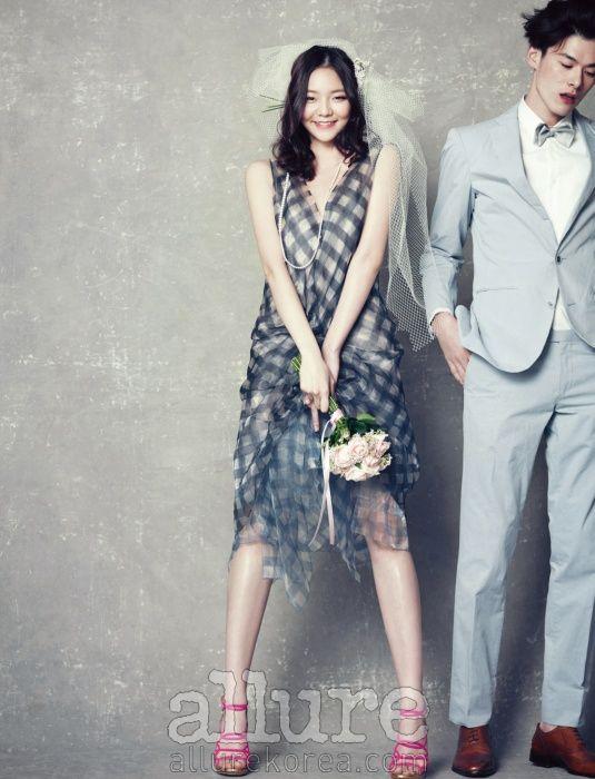 멋쟁이 커플의 즐거운 웨딩 파티 현장 :: allureKorea.com
