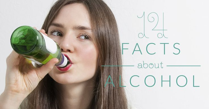 From health benefits to what causes a hangover, here are 14 facts about alcohol you need to know.